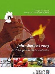 Jahresbericht 2007 - Textentwurf - Europa