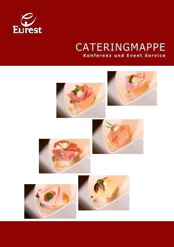 Cateringmappe Plaza Eurest 2011 - EURO PLAZA