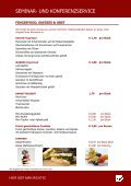 Cateringmappe Plaza Eurest 2011 - EURO PLAZA - Seite 5
