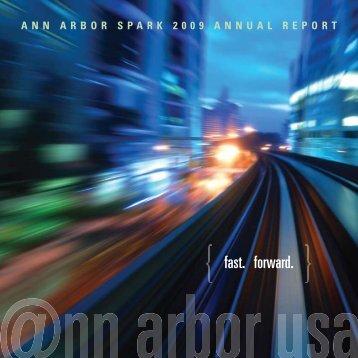 Ann Arbor SPARK 2009 Annual Report
