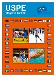 USPE Magazin 1/2009