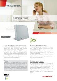 THOMSON TG870