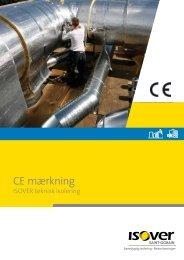 CE mærkning, teknisk isolering - Isover