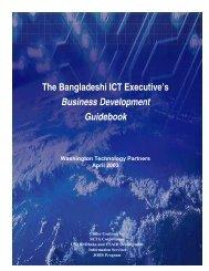 The Bangladeshi ICT Executive's Business Development Guidebook