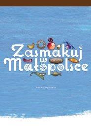 Zasmakuj w Małopolsce - małopolskie - KSOW