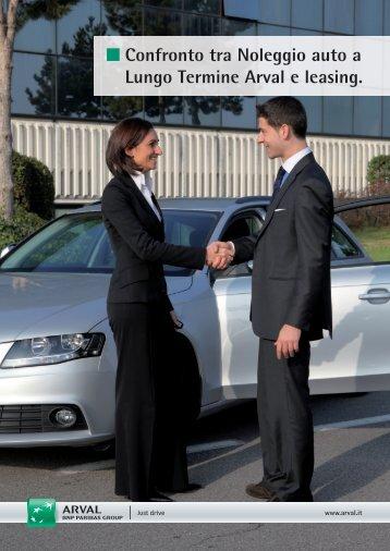 Noleggio auto a Lungo Termine Arval - mrconsulting-mi