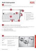 Roth solarsystem, projektering och montering - Roth Nordic AB - Page 5
