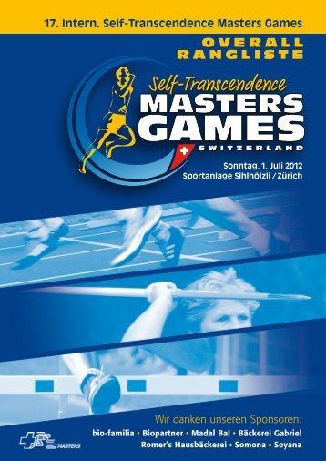 Rangliste Masters Games 2012 - Sri Chinmoy Marathon Team ...