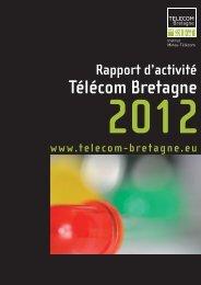 Rapport d'activité 2012 - Télécom Bretagne