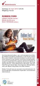 Flyer (PDF) - Heinsberg International Guitar Festival and Competition - Seite 5