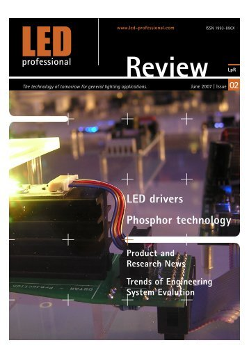 LED drivers Phosphor technology - Beriled