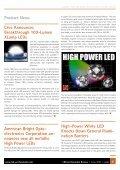LED drivers Phosphor technology - Beriled - Page 6