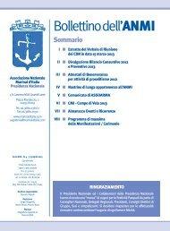BOLLETTINO N. 4 (1-15 Aprile 2013) - Marinai d'Italia