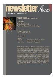 33 (149) 10-12 października 2012 1 - Silesia