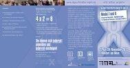 OUX Flyer Modul 7-8.indd - Deutsche Gesellschaft für Unfallchirurgie