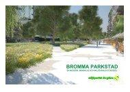 BROMMA PARKSTAD - Miljöpartiet de gröna
