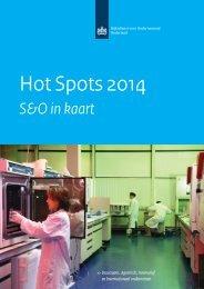 Hot spots 2014 - S&O in kaart
