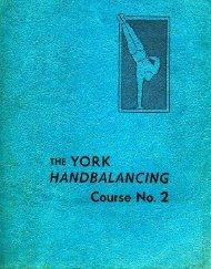 handbalancing