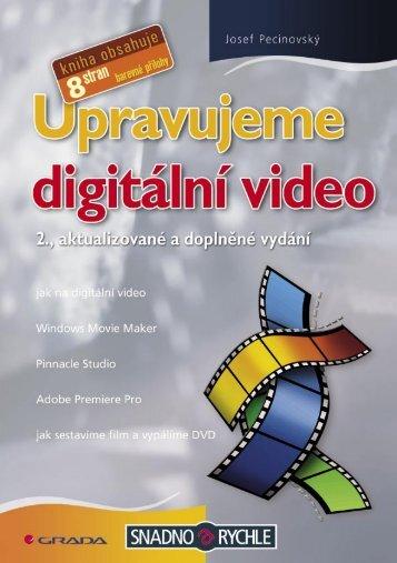 Upravujeme digitální video - eReading
