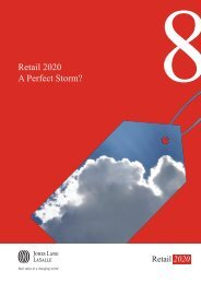 JLL Ch8 Retail 2020 A Perfect Storm - BID Leamington