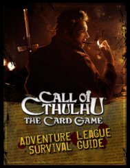 Survival Guide - Fantasy Flight Games