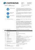 SIKKERHEDSDATABLAD GLYPHOSAT 360 g/l SL - Index of - Page 5