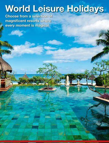 World-Leisure-Holidays-Mauritius-Booklet