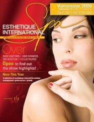 Partnering With Palomar - Esthétique Spa International