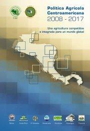 Política Agrícola Centroamericana - magfor