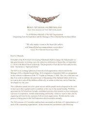Invitation Hejratday 2010.pdf - International Sufi Movement USA
