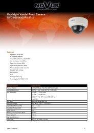 Day/Night Vandal Proof Camera NVC-HDN400VPH/IR-2