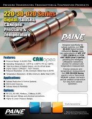 220-30-020 - Paine Electronics, LLC.