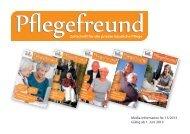 Mediadaten Pflegefreund Nr 15 WEB - PVD Pflegedienst Deutschland