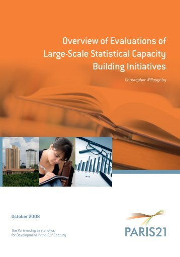 Overview of Evaluations of Large-Scale Statistical ... - Paris21