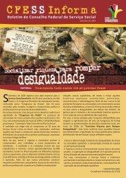 CFESS Informa - Setembro de 2009