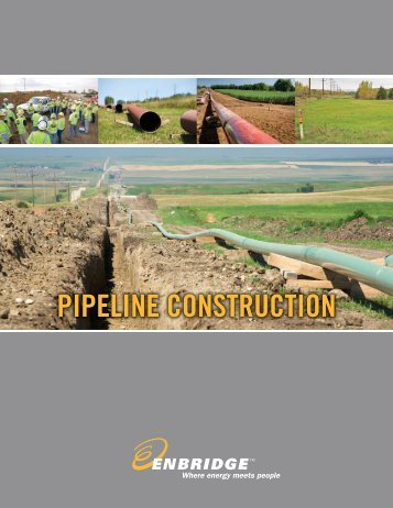 PIPELINE CONSTRUCTION - Battle Creek Enquirer