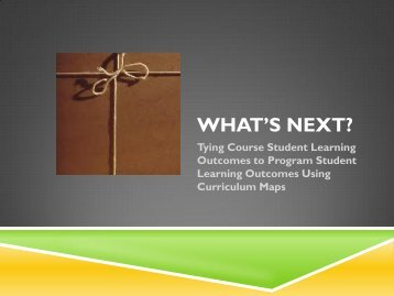 Curriculum Maps/Units - WCSnet.org