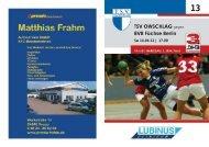 FINAL FOUR 2012 Pokal | Frauen - TSV Owschlag