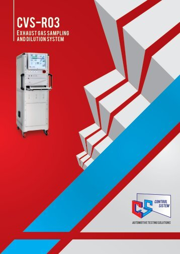 CVS-R03 brochure - Altech Environment U.S.A.
