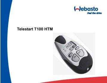 Telestart T100 HTM