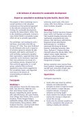 SD indicators for education - ESD in the UK - Page 2