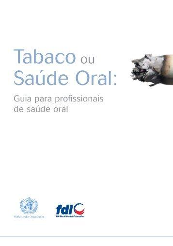 3970 Portuguese Tobacco Text.qxd - Ordem dos Médicos Dentistas
