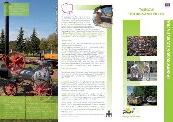 tarnó w region tourist guide - Tarnowskie Centrum Informacji - Tarnów