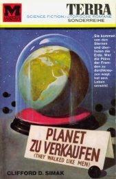 TTB113 - Simac, Clifford D - Planet zu verkaufen
