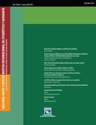 Educación y pueblos indígenas: problemas de medición - Inegi
