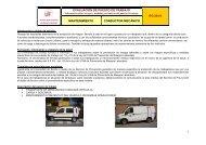 evaluación de puesto de trabajo rg-20-01 mantenimiento conductor ...