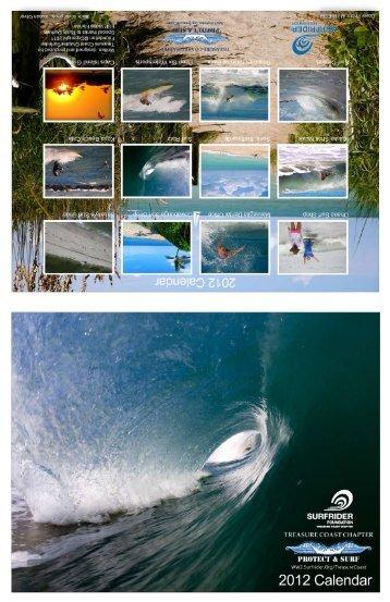 January 2012 - Treasure Coast Chapter - Surfrider Foundation