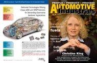 Supplier CEO - Automotive Industries
