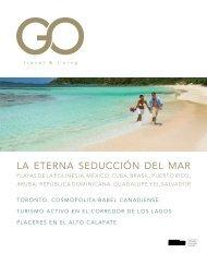 LA ETERNA SEDUCCIÓN DEL MAR - Revista GO