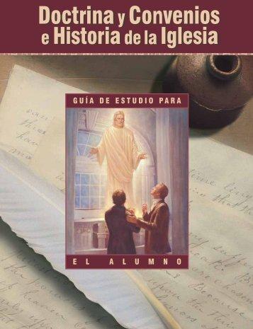 Doctrina y Convenios e Historia de la Iglesia - Seminaries ...